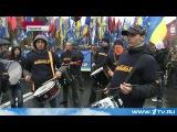 1-й российский канал о Марше УПА
